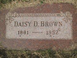 Daisy <i>Dougan</i> Brown