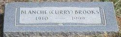 Blanche <i>Curry</i> Brooks
