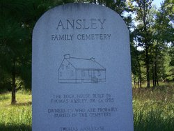 Ansley Family Cemetery