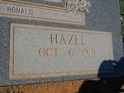 Hazel <i>Sterling</i> Anderson