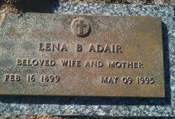 Lena Beatrice <i>Waddle</i> Adair