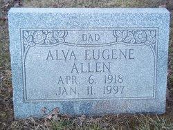 Alva Eugene Buddy Allen