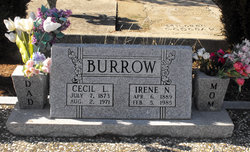 Cecil Lloyd Burrow