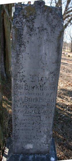 Burrell Wood Burkhead