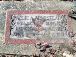 Arlie Allen Armistead