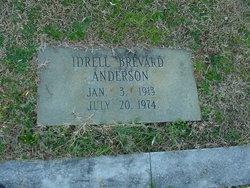 Idrell Brevard Anderson