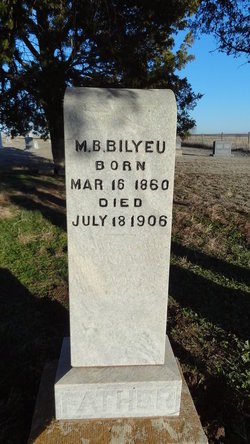 Martin B. Mart Bilyeu