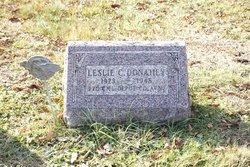 PFC Leslie C. Donahey
