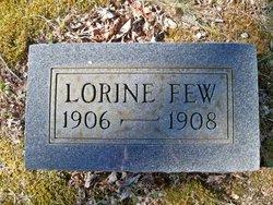 Lorine Few