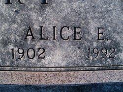 Alice E Avery