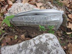 Pearl Bertha <i>Hart</i> Anderson