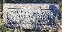 Corena Allison