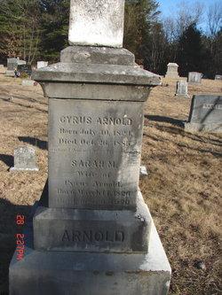Cyrus Arnold