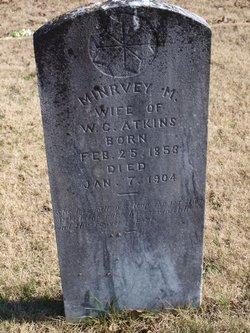 Elizabeth Minerva M. <i>Posey</i> Atkins