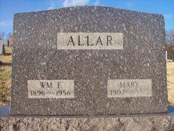 William Frederick Bill Allar