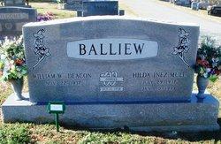 Hilda Inez <i>Mull</i> Balliew