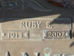 Ruby Bettie <i>Crow</i> Pittman
