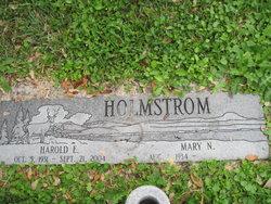 Harold Edward Holmstrom