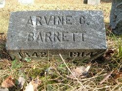 Arvine C Barrett