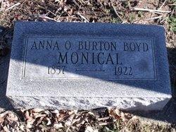 Anna Obedience <i>Burton</i> Boyd