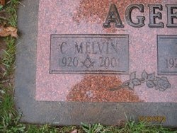 Charles Melvin Melvin Agee