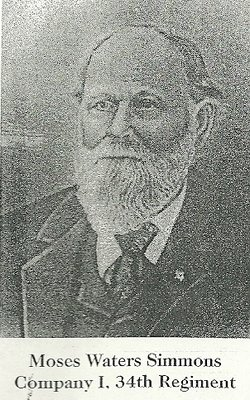 Moses Waters Simmons