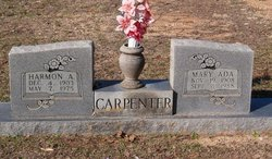 Mary Ada <i>Liles</i> Carpenter