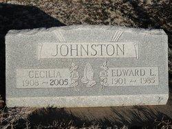 Edward Leon Johnston