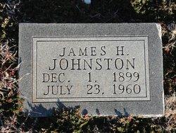 James Henry Johnston