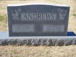 Laverna Edna <i>York</i> Andrews