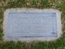 Laura Irene <i>Ball</i> Bain