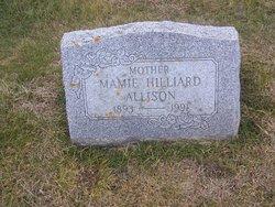 Mamie <i>Hilliard</i> Allison