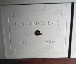 Erma Olivia Baum