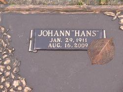 Johann Hans Kihn