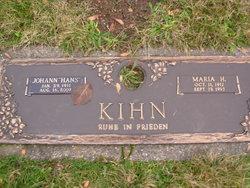 Maria H Kihn