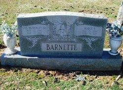 Mabel <i>Fite</i> Barnette