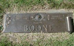 Bessie G. <i>Hill</i> Boone