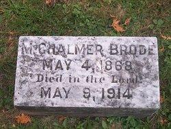 McChalmer Brode