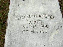 Elizabeth <i>Rogers</i> Airth