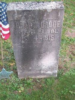 Abraham Brode