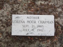 Lorena <i>Moor</i> Chapman