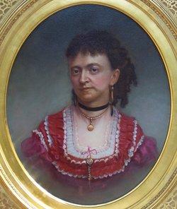 Sarah Ann <i>Ellis</i> Dorsey