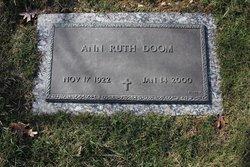Ann Ruth Doom