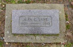 Jean Phylis <i>Church</i> Lane
