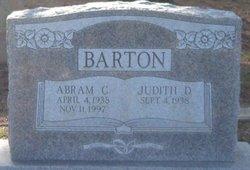Abram C Barton