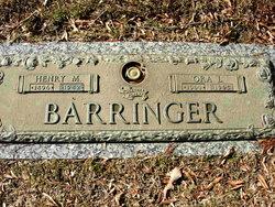 Ora <i>Lineberry</i> Barringer