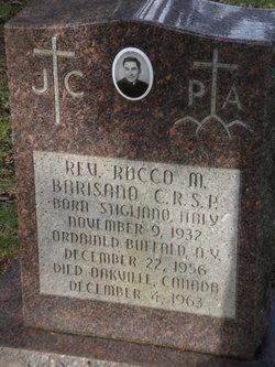 Fr Rocco M. Barisano