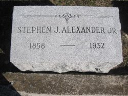 Stephen J. Alexander, Jr