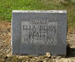 Ella Marie <i>Blinn</i> Beatty