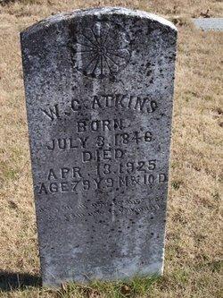 William Columbus W.C. Atkins